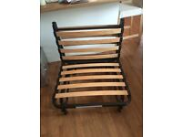 Single Sofa Bed Lycksele Lovas IKEA Frame only - Great Condition