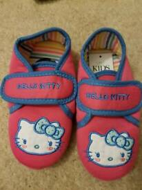 Hello Kitty slippers from M&S NEW