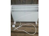 Electric heatstore heater
