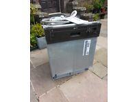 NEFF S44E45B0GB Integral Dishwasher (20#)