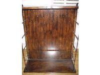 Wooden jewellery/handicrafts display cabinet