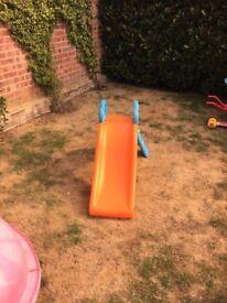 Children's First Slide