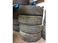 """15"""" set of Vw steel rims tyre size 195 65 15"""""""