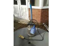 Pond / fountain pump