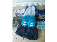 Bundle of 8-9 Yrs Boys Clothes (Minecraft)