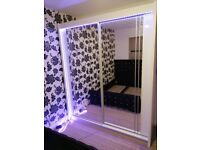 🌟 Exclusive Sale On Brand 💫 NEW Sliding Wardrobe / Fast Delivery Available 🚚