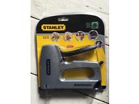 STANLEY Heavy duty staple gun anti jam upholstery