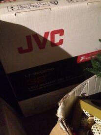 "JVC 32"" DVD combi. New in sealed box"