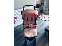 My babiie push chair