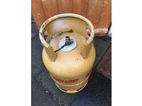 Gas Bottle Cylinder - Empty 13kg Genuine Flo Gas Butane.
