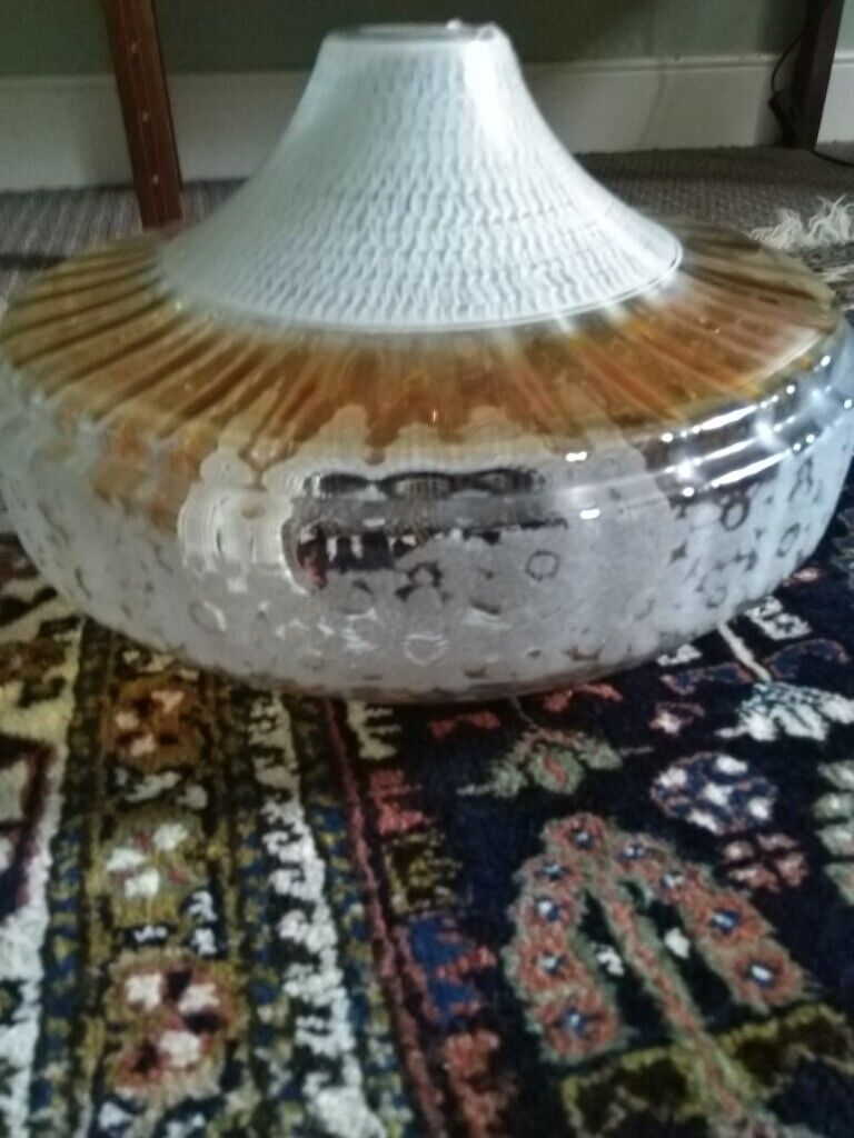 Retro Glass Vintage Light Shades In Caledon County Tyrone Gumtree