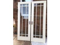 Internal wooden French Doors