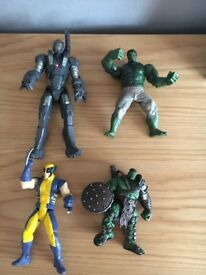 Marvel figures bundle
