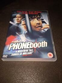 Phonebooth DVD