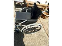 Inv care wheel chair