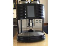 "Schaerer professional touch screen twin grind ""bean to cup"" coffee machine £9000+ new!"