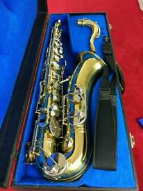 Saxophone tenor weltkland made in Germany