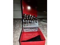 RUKO DIN 388 set of drills, new!