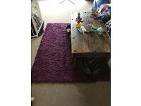 Free purple rug