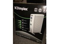 Dimplex Eco Oil Free Column Heater with Timer/Thermostat Boxed & Unopened