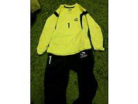 Brand New Boys Sondico Goalkeeper Football Kit