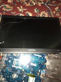 Samsung laptop NP- R519 used original 15.6'' screen