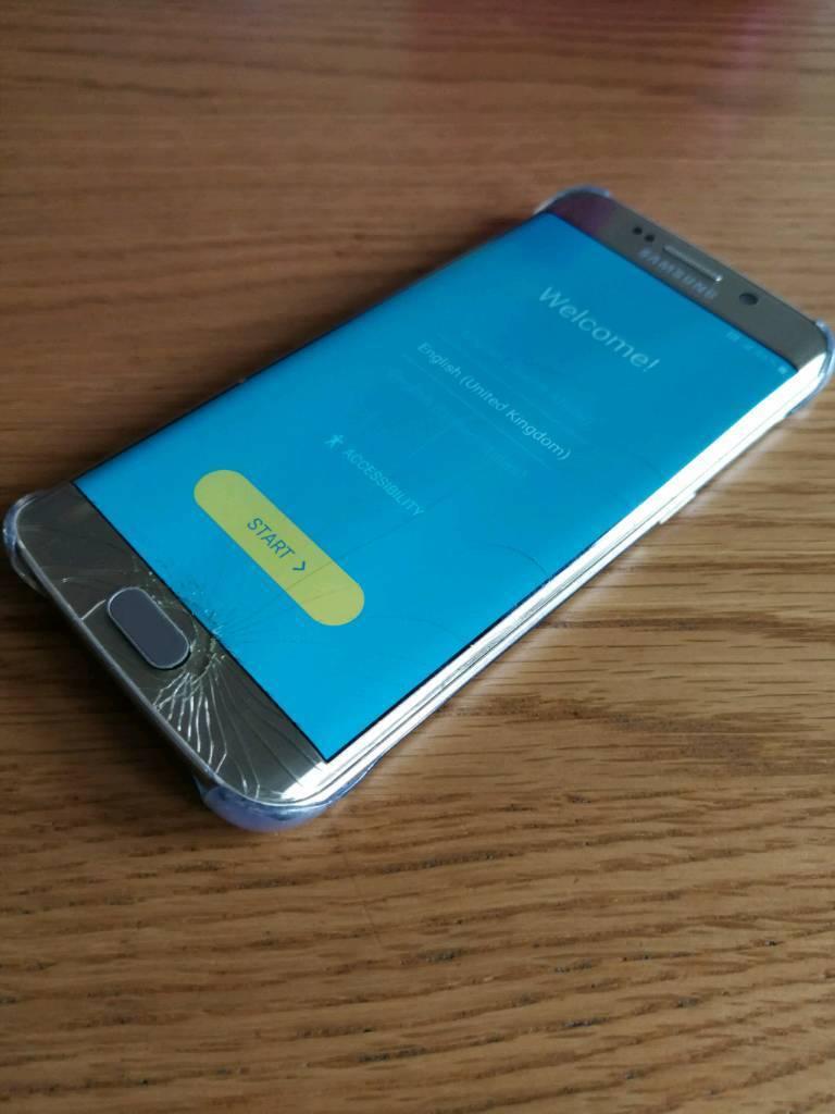 Samsung s6 edge 64 gig
