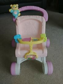 Fisher Price Baby Walker Stroller
