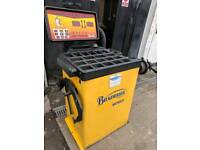 Bradbury tyre balancer bargain balancing machine
