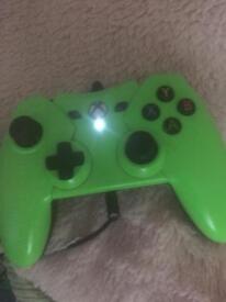Broken Xbox one controller