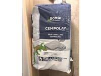 2 bags of Bostik Cempolay Self Levelling Compound