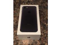 Apple iPhone 7 Black 32GB - Vodafone