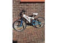 Kids vertigo mountain bike £50 or nearest offer