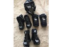 UKTC Taekwondo sparring equipment RRP £99 SOLD