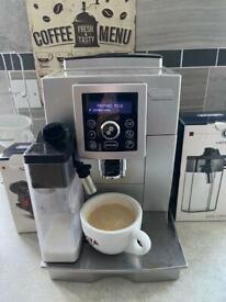Delonghi cappuccino
