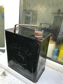1930's petrol can