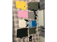 Bundle of Men's t shirts