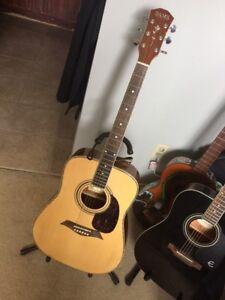 Dame Acoustic Guitar