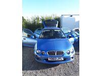 2003 Rover 25 1.4 Petrol
