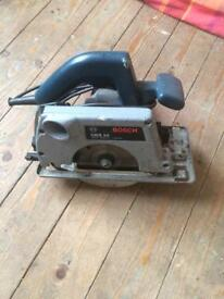 Bosh circular saw