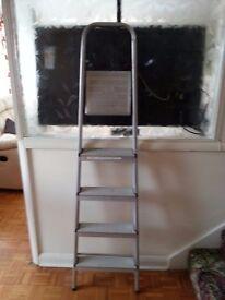 Aluminium Step Ladder by Abru