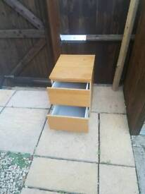 Small chest of Drawers Ikea