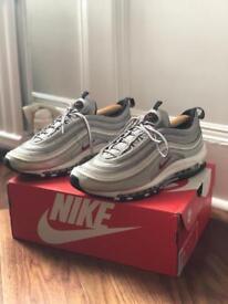 Nike AirMax 97 'Silver Bullet' UK 9