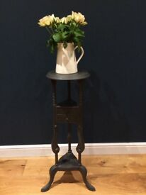 Beautiful barley twist, plant stand