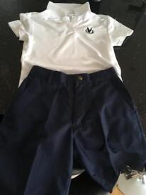 Boys golf outfit