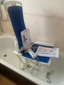 Bellavita-Drive bath riser chair