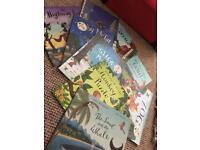 9 Julia Donaldson books