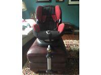 Maxi-cosi isofix car seat
