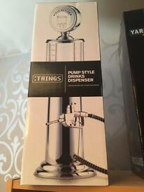 Pump Drinks Dispenser new in box