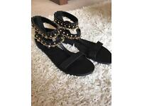 Just fab sandals. Size 8. Brand new